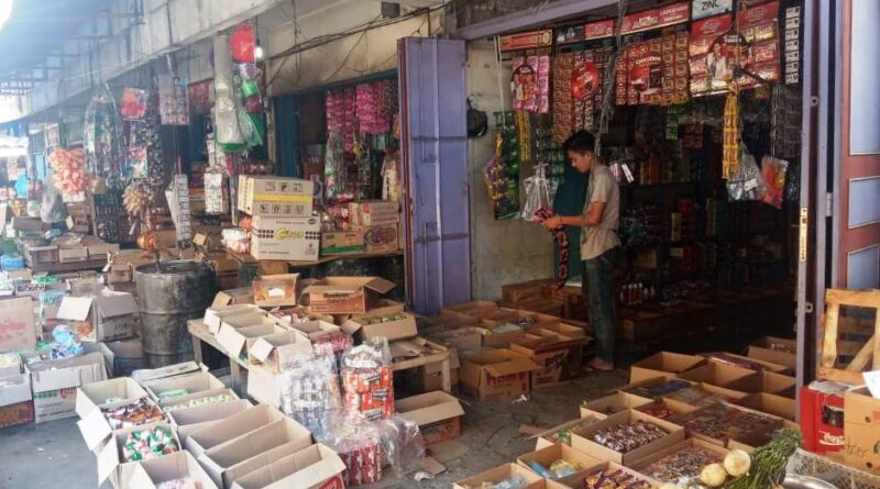 Pasar Bedug Musi Rawas