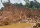 Tambang Emas Ilegal Di Muara Tiku Dimusnahkan
