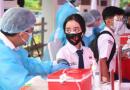 Pelajar Usia diatas 12 Tahun  Jadi Target Vaksinasi